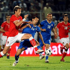 Marc Janko gegen Italien