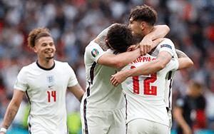 England jubelt